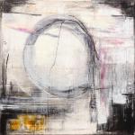 Ohne Titel | Malerei halb abstrakt | Atelier Franiek | Gemälde und Kunst