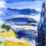Provence | Malerei halb abstrakt | Atelier Franiek | Gemälde und Kunst