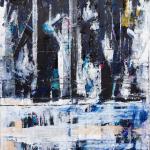 Styx | Malerei halb abstrakt | Atelier Franiek | Gemälde und Kunst