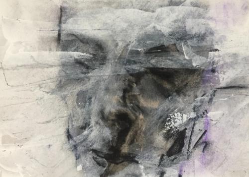 Shop: Kassandra | Malerei halb abstrakt | Atelier Franiek | Gemälde und Kunst
